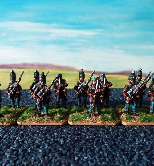 Hungarian-Regular-infantry