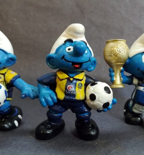 Smurfs-front-view